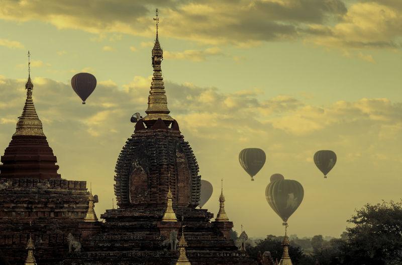 Bangen temples