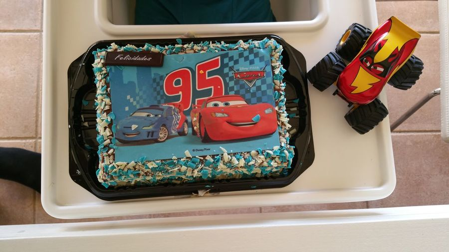 Birthday Cake Cake Cars Cars Cake Toy Photography