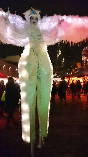 Christmas Angel Xmas Market Soistberlin  Xmastime