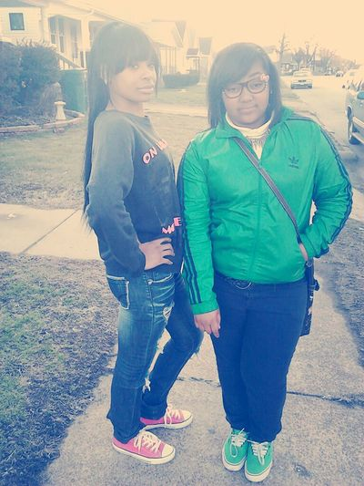 - Me And My Cousin