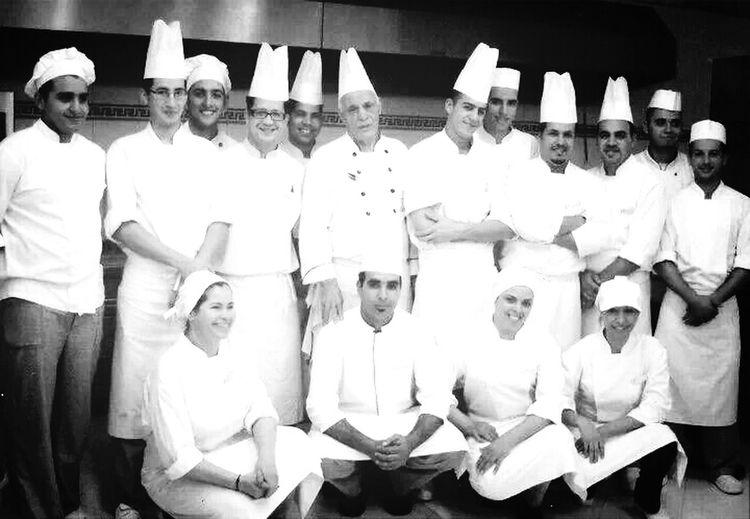 les grands chefs de cuisine