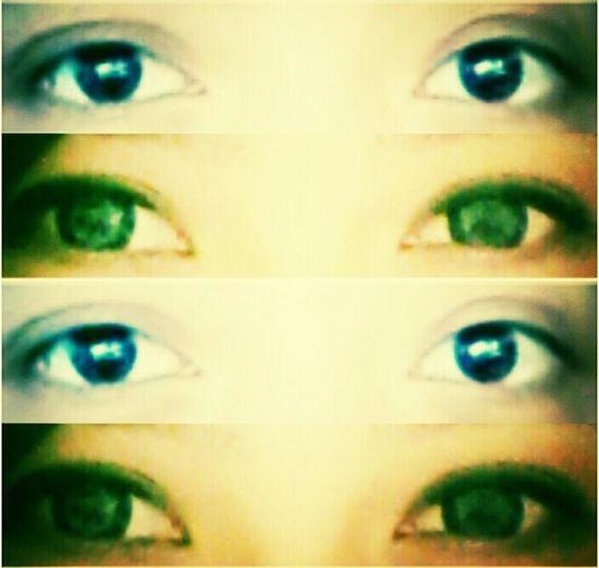 Eyes Enjoying Life