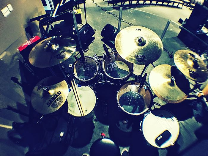 My zone Sabian Drummer Ocdp Pdp