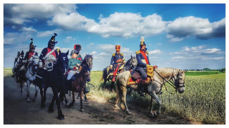Horse Napoleon Bonaparte Napoleon Wars Reenactment Napoleonic Napoleonicwar Empire 18emedeligne Waterloo Mobile Photography Soldier