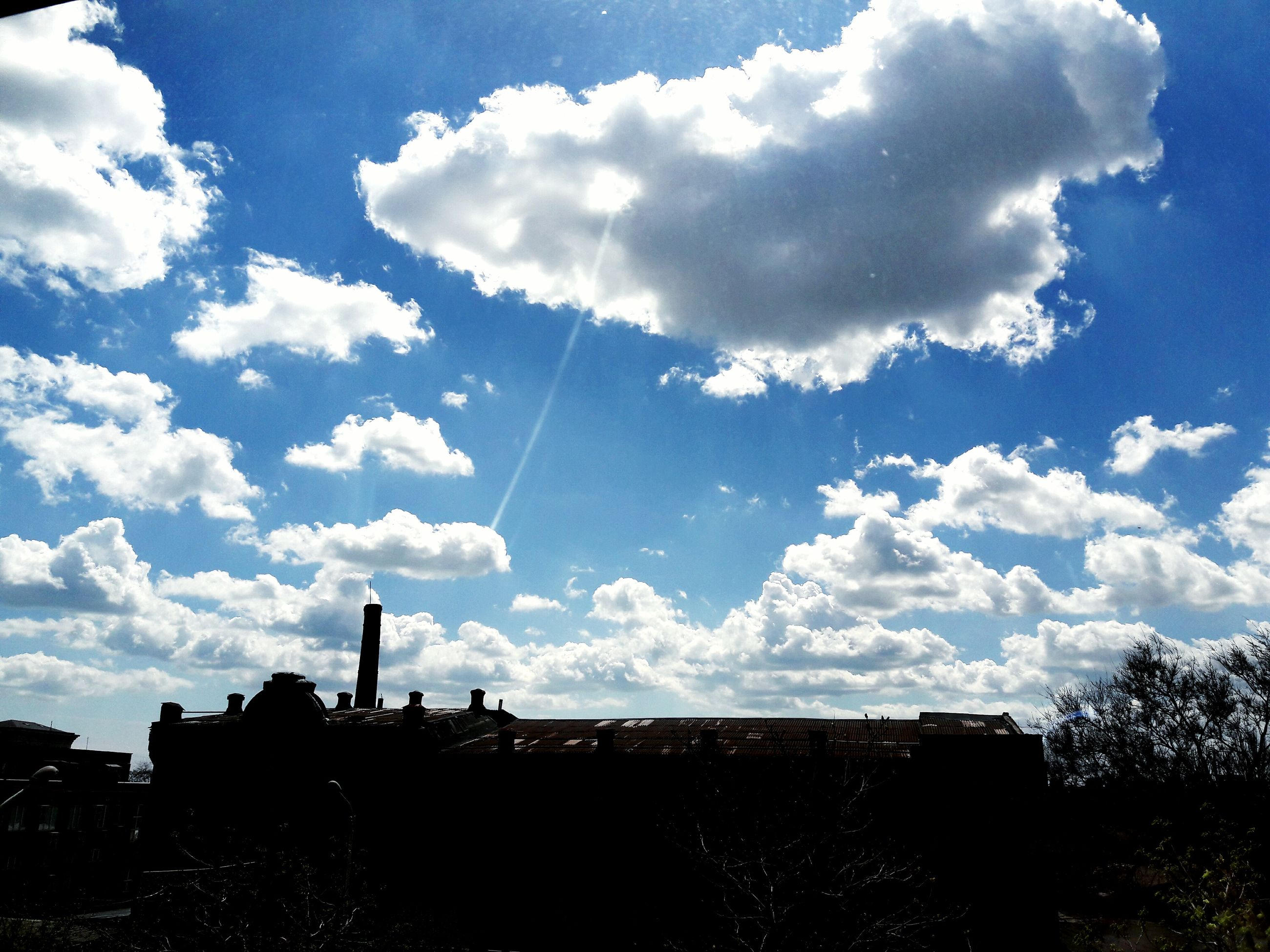 cloud - sky, sky, low angle view, outdoors, no people, day, scenics, nature, beauty in nature
