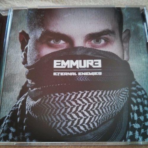 Emmure - Eternal Enemies Emmure  Eternalenemies Victoryrecords