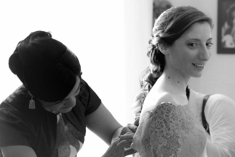 Bride Lifestyles Person Portrait Smiling
