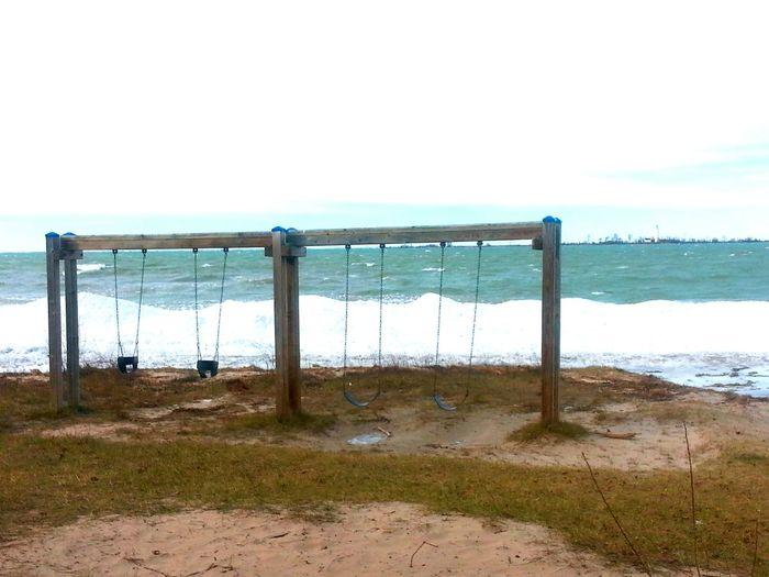 Lake Huron Chantry Island Missing Summer