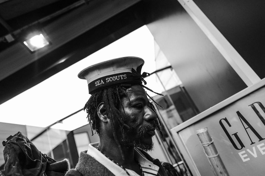 London RASTA Candid One Person Real People Seascouts Streetphoto_bw Streetphotography Uk