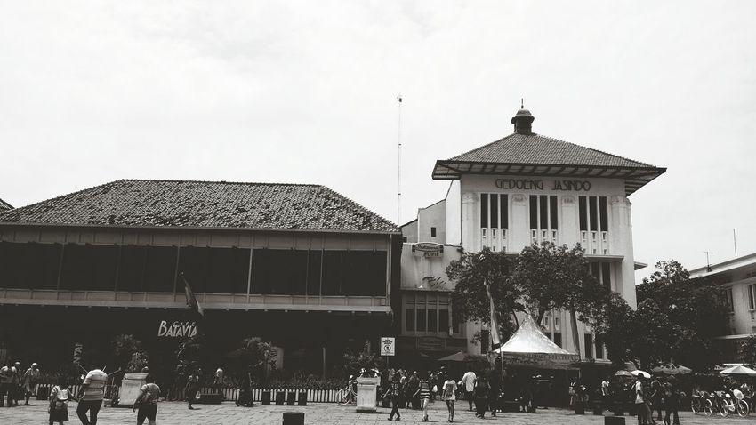 Jakarta the Old City @ museum Fatahillah