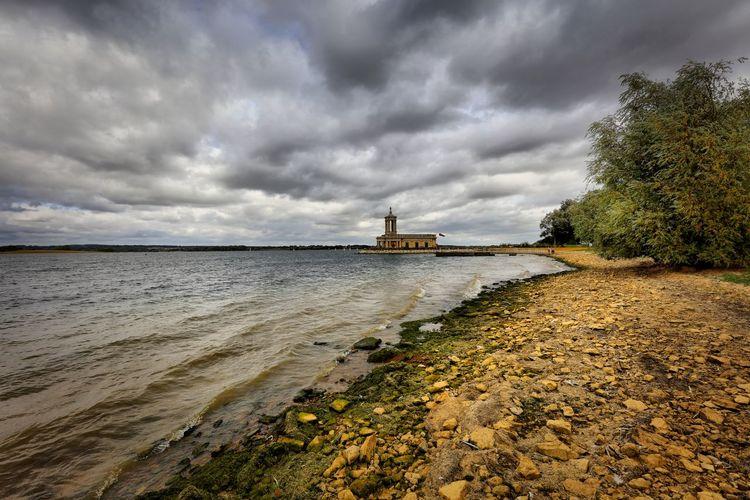Rutland Water Cloud - Sky Sky Water Sea Nature Land Plant