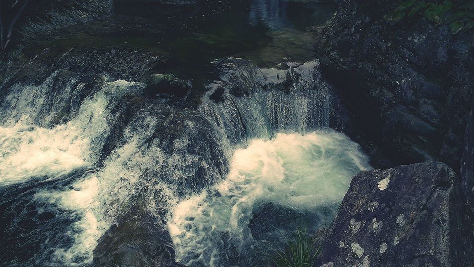 Water Fall Nature