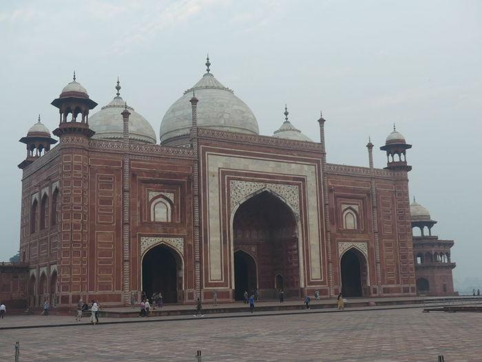 Palace near to