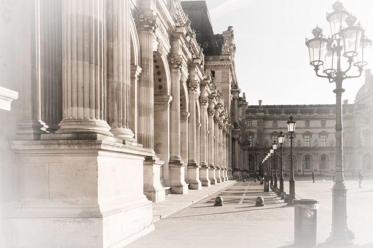 France Paris Travel Architectural Column Architecture Building City Tourism