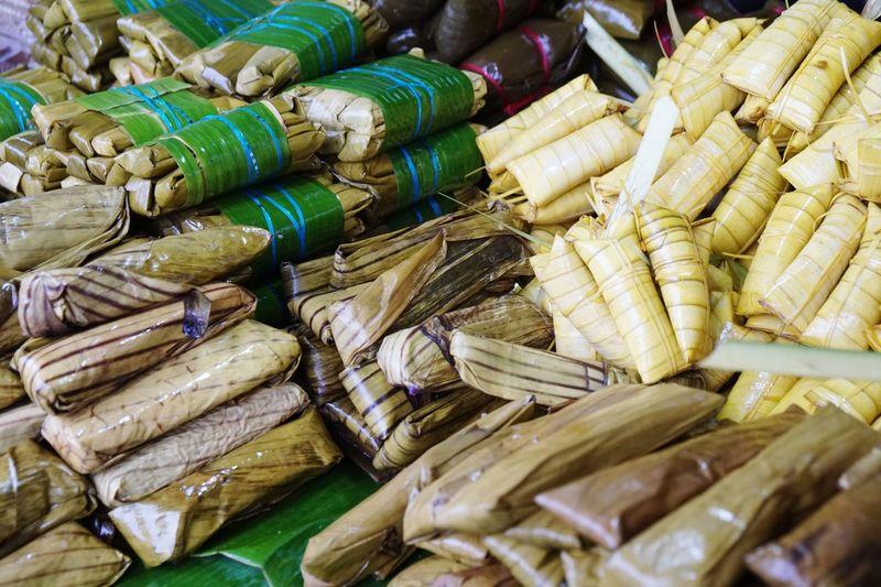 Suman/tamales