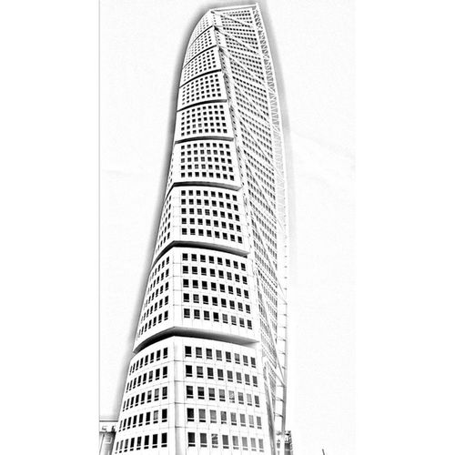Turningtorso Malmö Sverige Sweden Blackandwhite Photoediting Photooftheday Photo Photoshoot Ig_worldclub Ig_photooftheday Building Byggnad Visitsweeden Vacation Semesterbreak Visit_the_world Loves_sweden Architectural Detail Architecture_bw The Tourist Architectureporn Showcase: February From My Point Of View Photographer