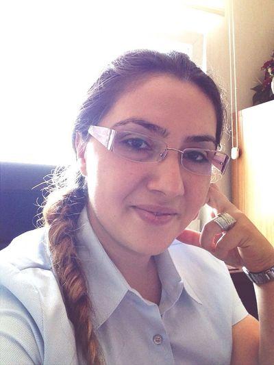 Bayan Gözlük oldum ben :(