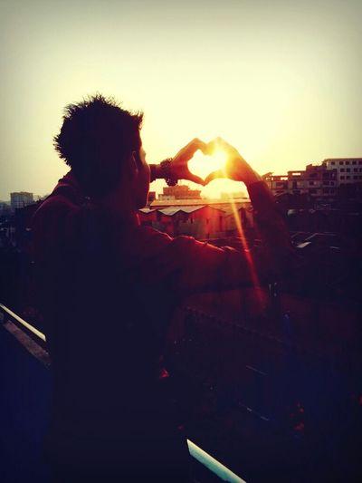 Love for sun