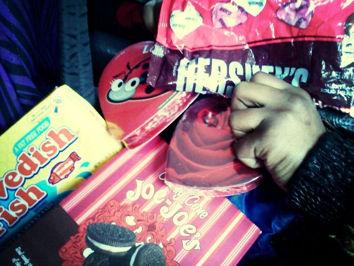 Wat I Got For Valentine's I Feel Special