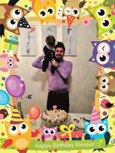 Tanti Auguri Buon Compleanno Happy Birthday Alessio ❤️ ? ? ? ?