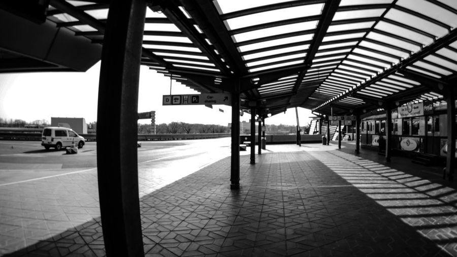Empty Tegel