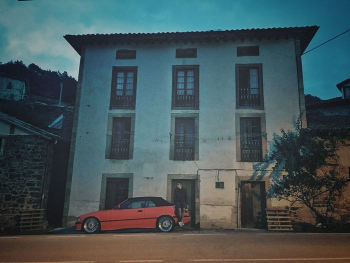 Car Red Architecture Transportation Abandoned Building Exterior No People Outdoors Built Structure Sky Day City Politics And Government Classic Cars Cabriolet Car Bmw Cabrio E36 Cabrio E36 E36 Swag E36bmw Classic Car At Classic House High Angle View Arts Culture And Entertainment City Life Cityscape