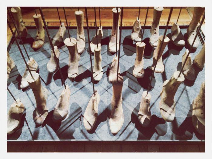 Automoton dancing feet Art Feet Berlin