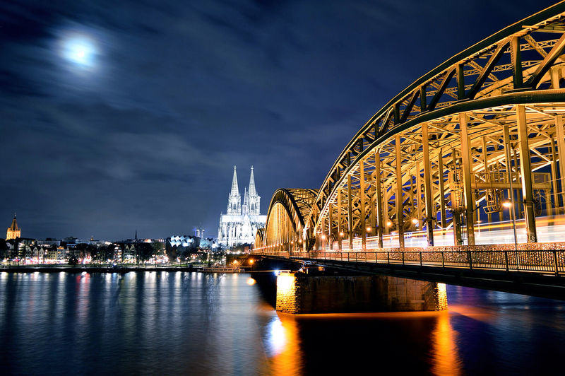 Hello World Cologne , Köln,  All The Neon Lights