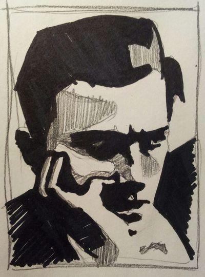 Fast art Art Draw Drawing Маяковский