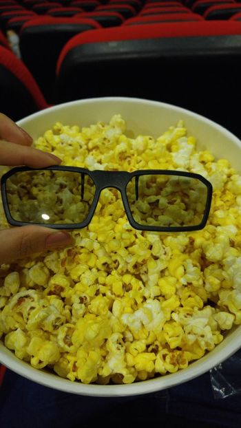 Sunglasses Food Food And Drink Yellow Cinema Cinema In Your Life Popcorns Popcorn🌽👌 PopcornTime Popcorn & A Movie  Red Chairs Cinema Chairs Cinema Time 3D Glasses  3D👓 3D Effect CinemaTime Cinema And Popcorn Ready-to-eat Glasses Cinema Glasses