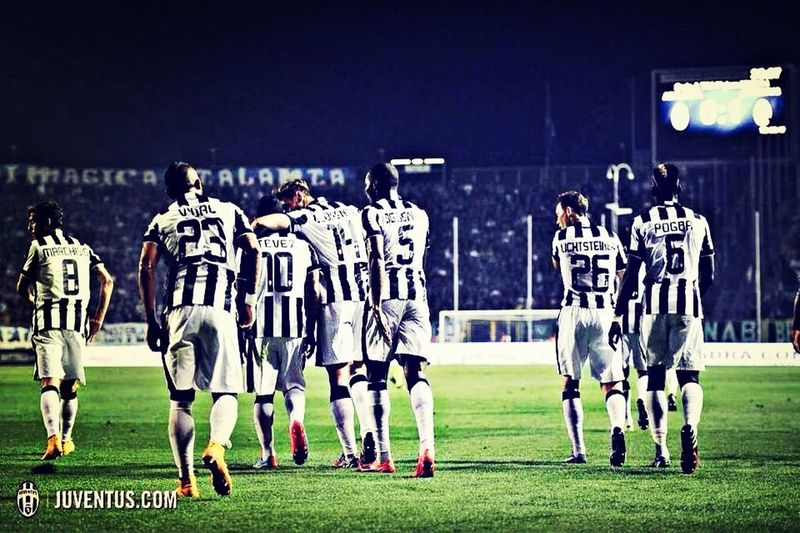Juve ⚫️⚪️⚫️ Juventus First Eyeem Photo