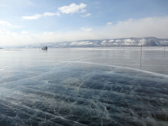 Aerial View Baikal Beauty In Nature Cold Temperature Day Frozen Ice Ice Crossing Ice Walk Ice Way Landscape Nature Olkhon Island Sea Water Winter Tradition Wonderful Ice