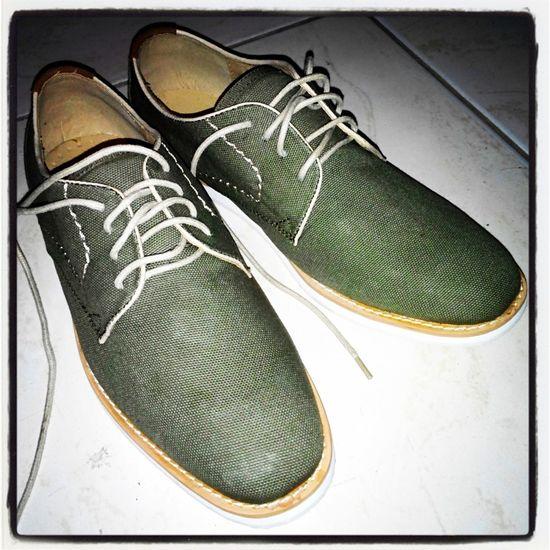 Shoes ShoePorn Green Shoegasm
