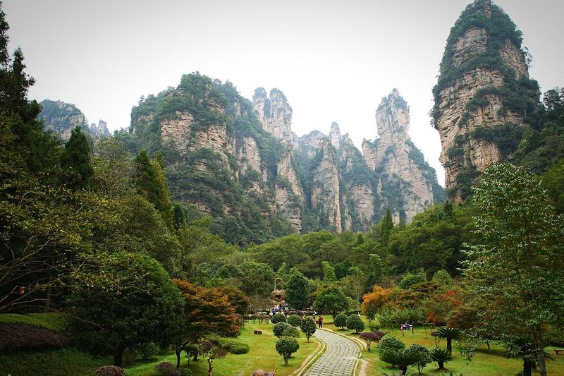 China Photos Mountains Landscape Mountain View Landscape_Collection Travel Light And Shadow Fresh Scent Taking Photos Nature Seeing The Sights Beautiful Nature EyeEm Nature Lover Streamzoofamily Treepark
