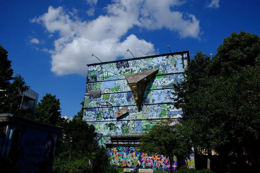 Architecture Art Building Exterior Built Structure Cloud - Sky Culture Day Graffiti Growth Hamburg History Lifestyle Low Angle View No People Outdoors Sky Streetart Streetart #street #streetphotography #tagsforlikes #sprayart #urban #urbanart #urbanwalls #wall #wallporn #graffitiigers #stencilart #art #graffiti #instagraffiti #instagood #artwork #mural #graffitiporn #photooftheday #stencil #streetartistry #photograp Streetart/graffiti Symbol Text Tree Urban