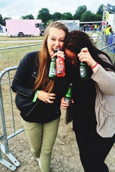 Drinking Party Festival Summerburst