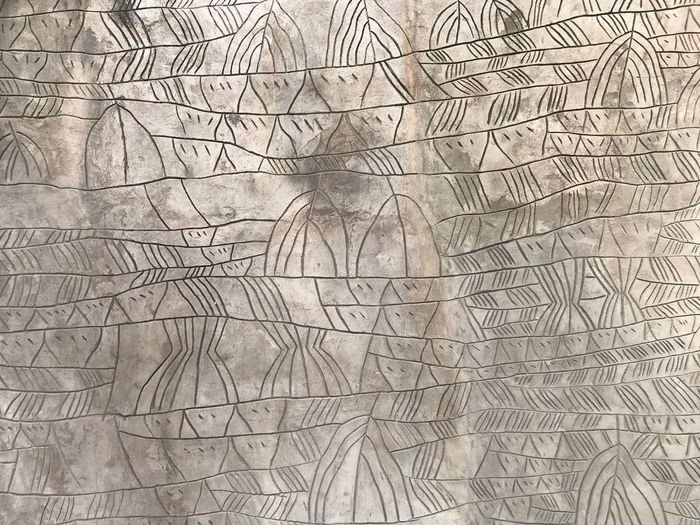 Backgrounds Pattern Art And Craft Paper Textured  Abstract Full Frame Day Outdoors Close-up No People Painted Image Nature Old-fashioned Antique Sketch