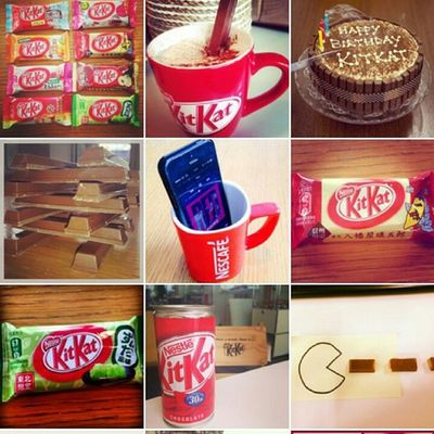 For kitkat lovers