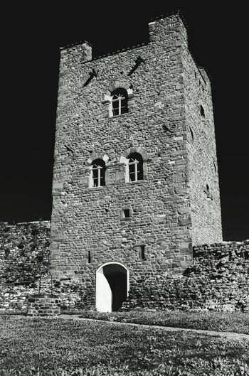 Ghivizzano Tuscany Italy Blackandwhite Photography Architecture Travel