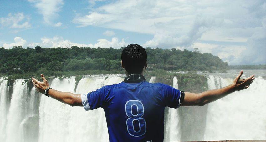Cataratasdoiguaçu Gargantadodiablo Foz Do Iguaçu Clouds Geology Eyem Best Shots EyeEm Nature Lover Openyourarms Embrace Nature_collection