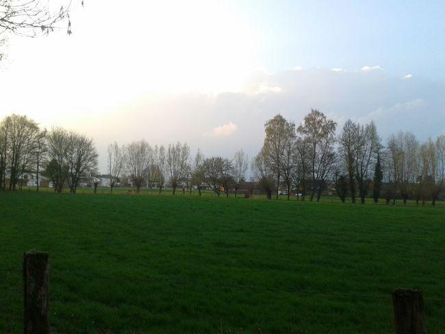 Landscape Village Dorf Unterwegsunddraußen Nature On Your Doorstep Places I've Been Nordrhein-Westfalen In Deutschland Germany