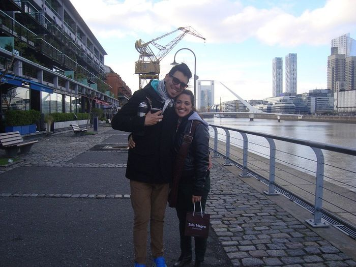 Feel The Journey our first weekend as a couple.. Buenosaires Love 2yearsandcounting