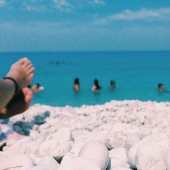 EyeEm Selects Greek Islands Pebble Beach