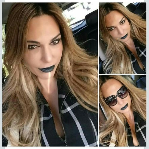 Love a difference...choose to be different 😉 carselfie checkout my website at... http://anastasiaverkos.com I Love My Sunglasses. Sunglasses Carselfies Lipstick Outfitoftheday The Look Of The Day Something Different Hello That's Me Photo Collage