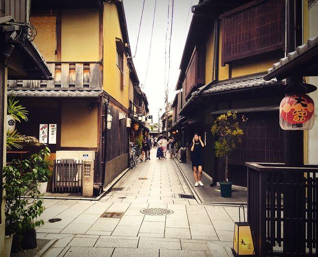 祇園 祇園西花見小路 京都 Kyoto 3XSPUnity Kyoto, Japan Kyototravel Hello World Relaxing Travel Destinations Lifestyles Enjoying Life Relaxation