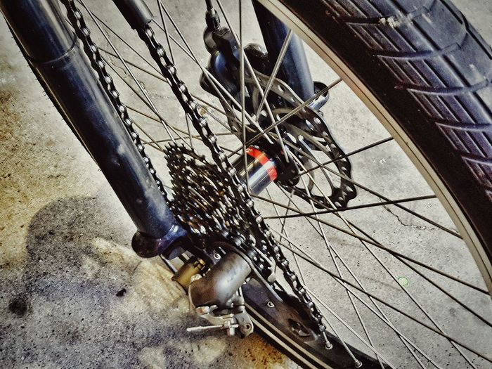 Derailleur front wheel drive Local Bike Shop