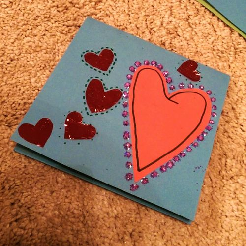 Valentines Day Is Coming 5 Years Old Home Crafts