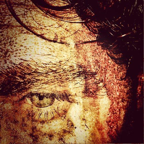 #infected #horror #dark #me #selfportrait