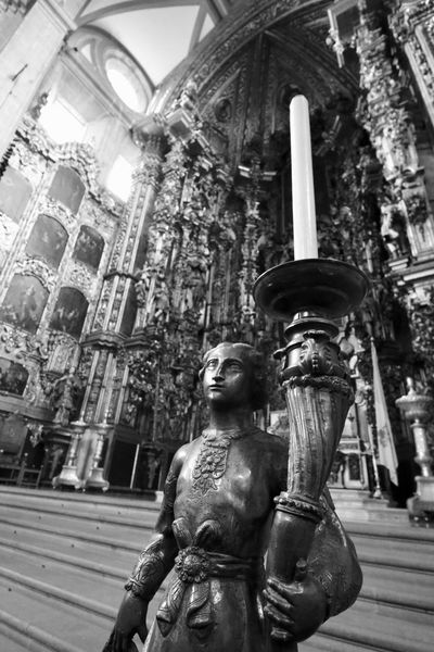Statue Religion Sculpture Human Representation Spirituality Place Of Worship Architecture Built Structure Low Angle View No People History Travel Destinations Day Building Exterior Indoors  Close-up Mexico City Fragility Architecture