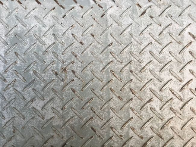 Backgrounds Textured  Full Frame Pattern Metal Silver Colored Textured Effect